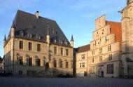Rathaus der Stadt Osnabrück